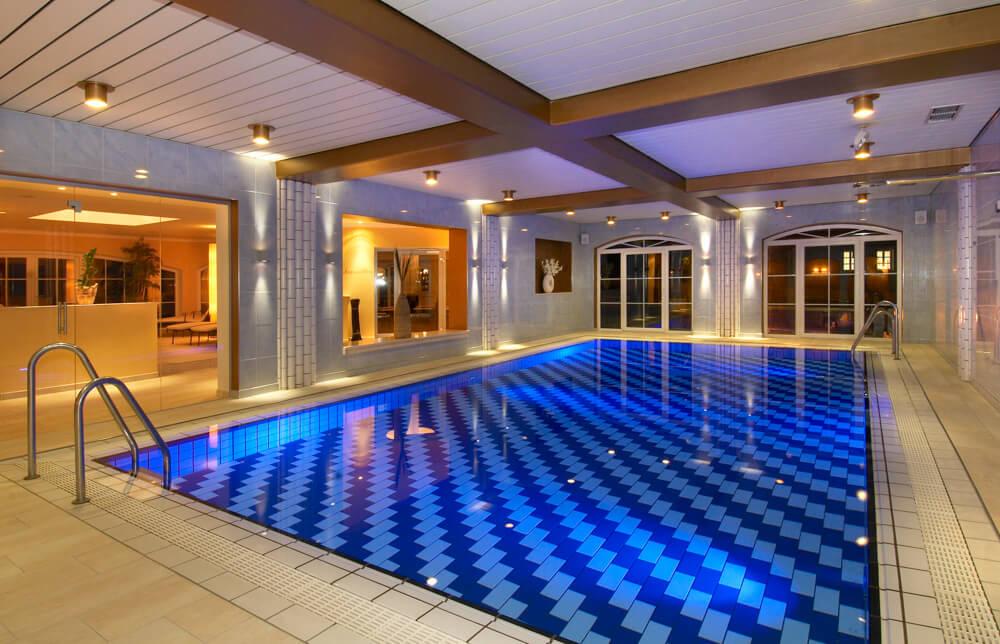 Posthotel Rattenberg - Swimmingpool