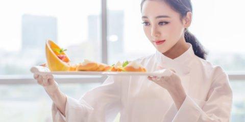 Gute Küchenkleidung für Köche - Das Markenzeichen