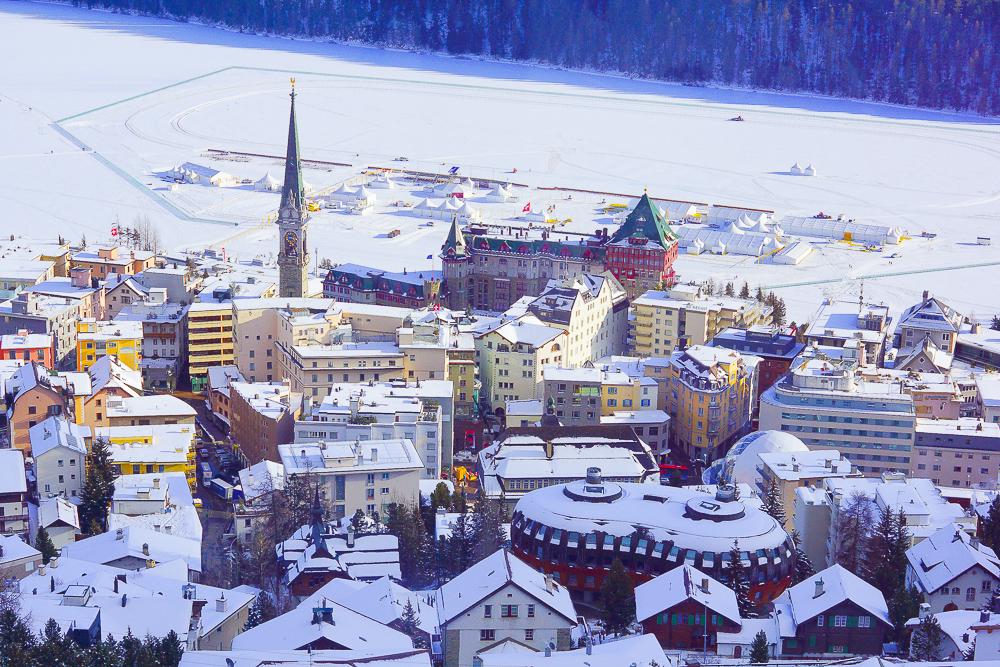 St. Moritz - Ein Wintertraum