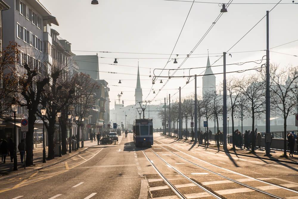 Zürich zu Fuß erkunden