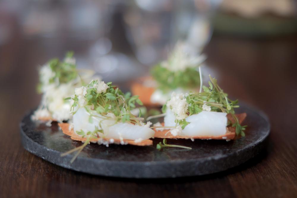 Restaurant Lysverket Bergen - Amuse 3