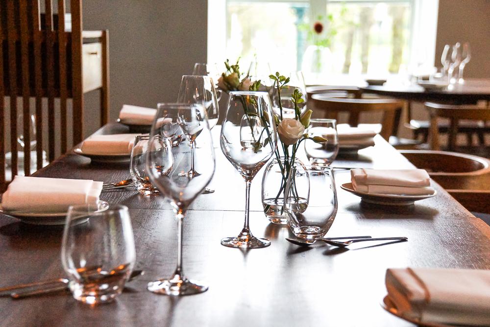 Restaurant Lysverket Bergen - Modernes Innendesign