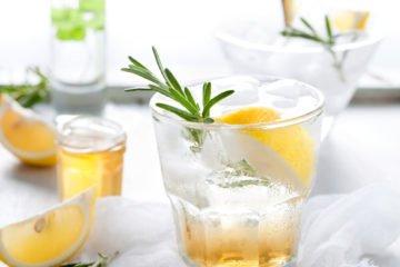 Sprudelwasser - Grundlage schmackhafter Cocktails