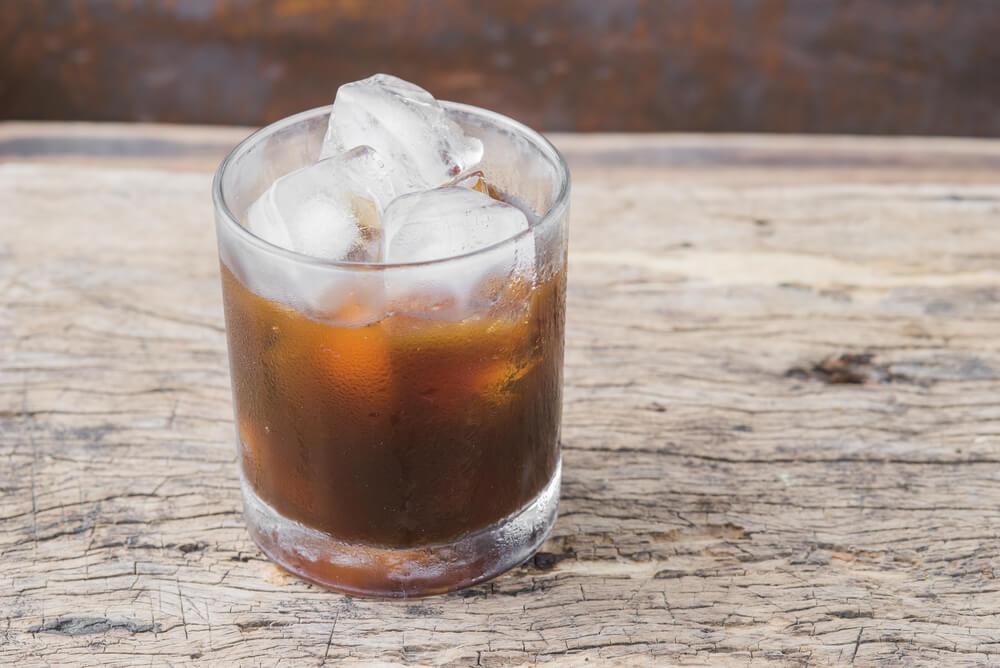 Iced Espresso für den Sommer