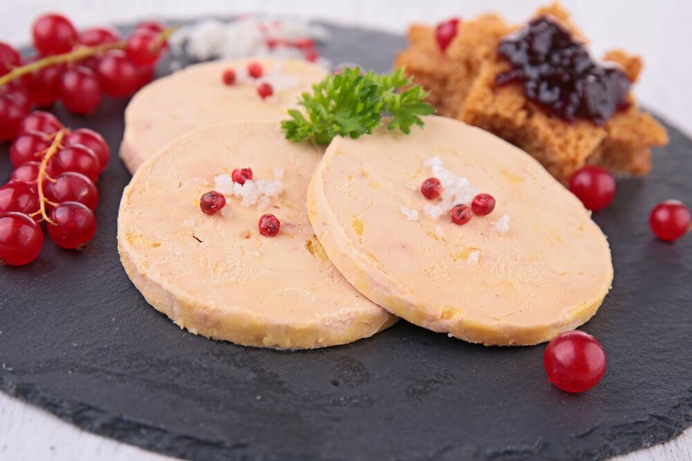 Foie gras für die Mottoparty