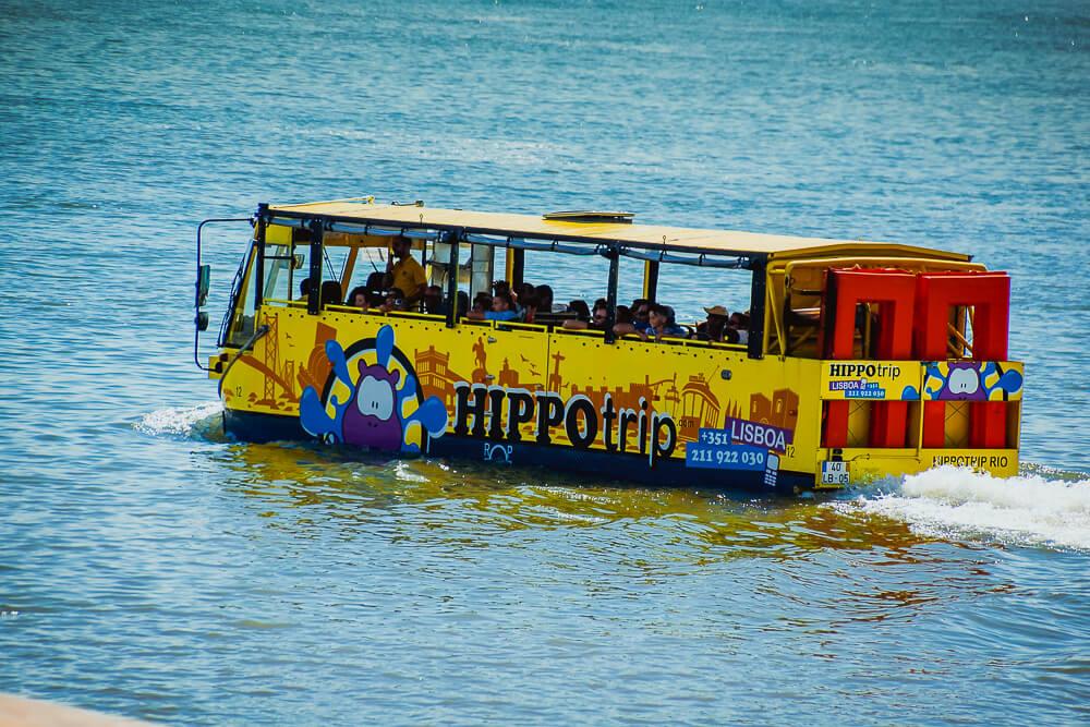 Hippo Tours Lissabon