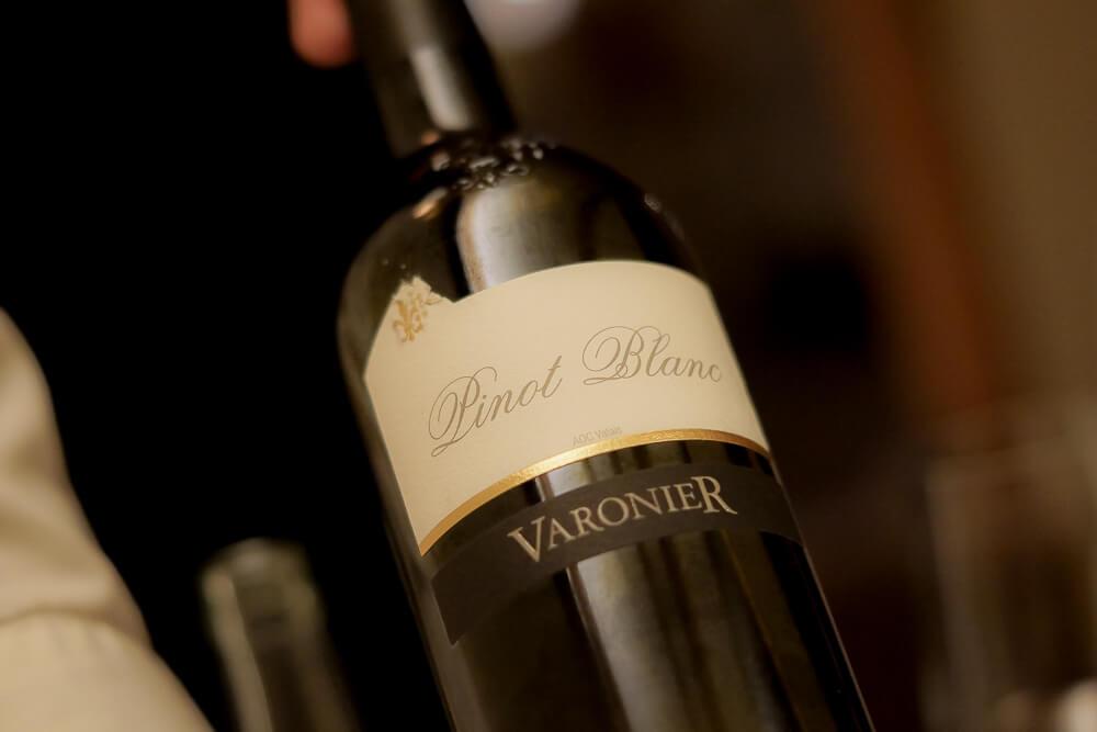 Hotel & Restaurant Castle - Blitzingen - Varonier Pinot blanc