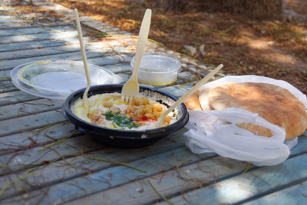 Hummus Abu Hassan,Tel Aviv-Yafo-Hummus zum Genießen