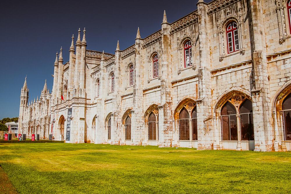 Mosteiro dos Jerónimos (Hieronymuskloster)