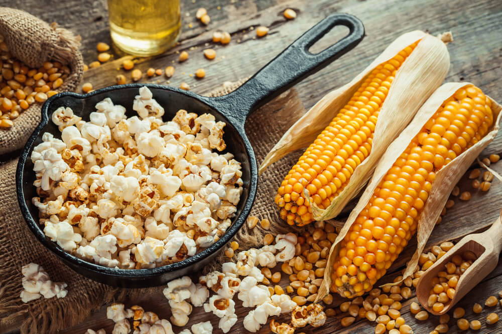 Popcorn - ideal für eine Party