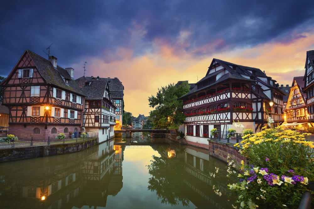 Strasbourg - Straßburgs Altstadt