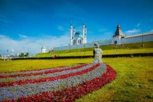 Der Kreml in Kazan