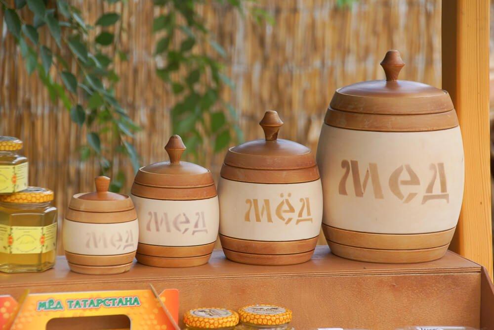 Honigspezialität aus Tatarstan