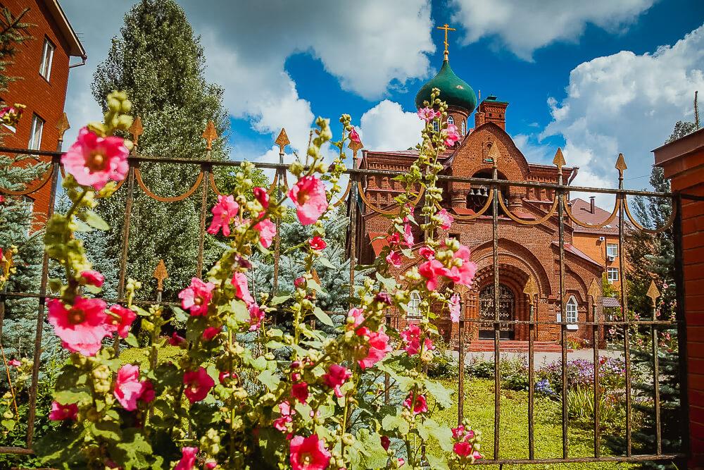 Kirche in Kasan