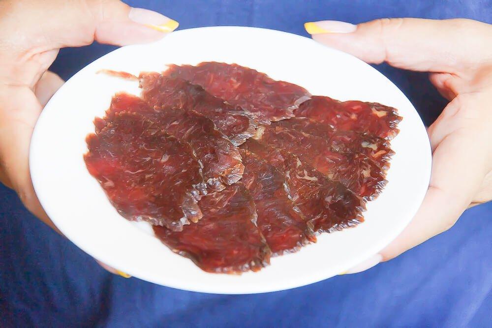 Schinken aus Pferdefleisch in Kasan