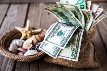 Urlaubsgeld - Finanzieren oder Polster