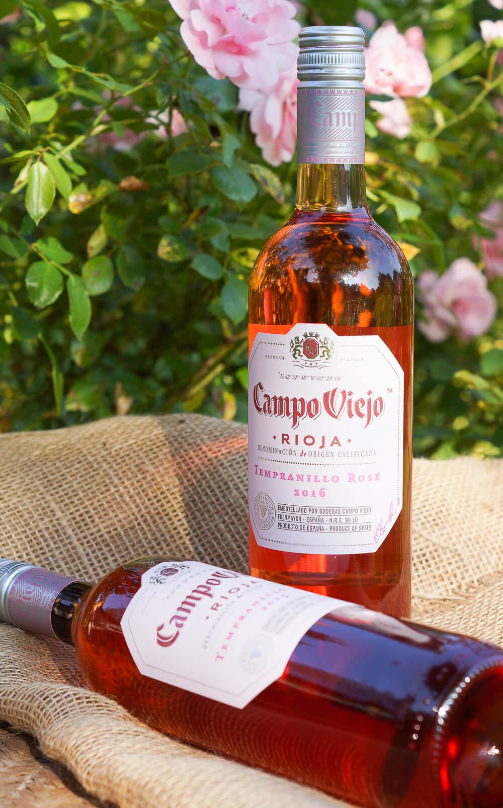 Campo Viejo Tempranillo Rosé 1