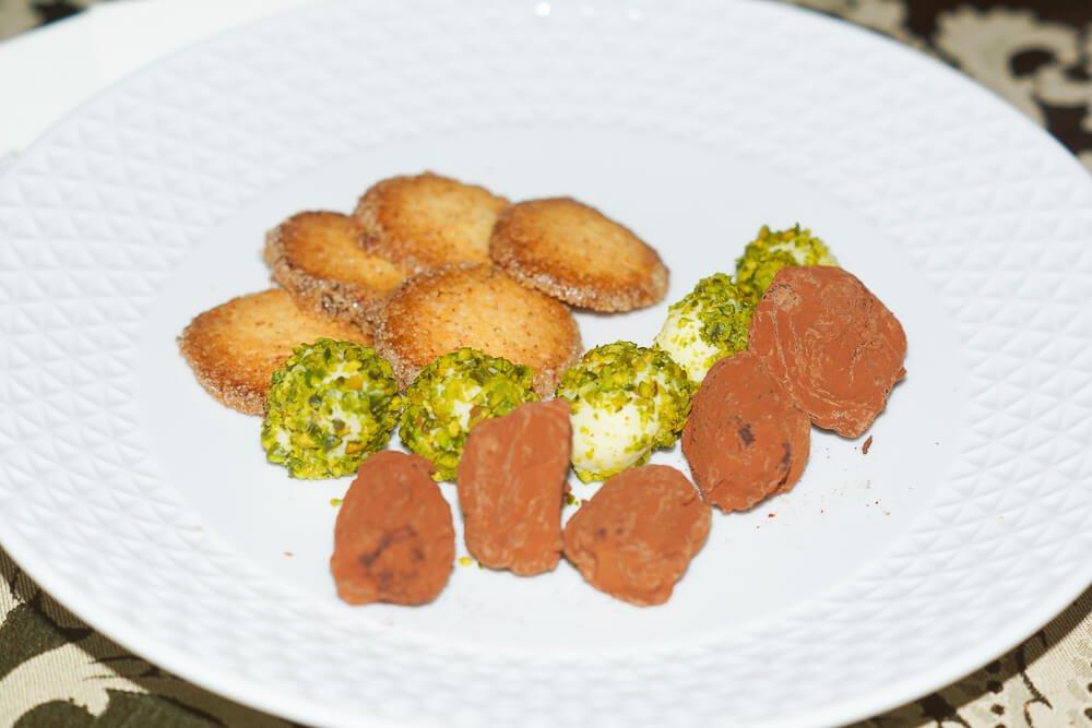 Restaurant Hispania - Spanische Leckereien zum Abschluss