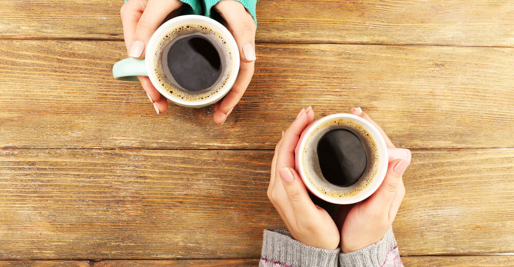 Kaffeekultur - in Deutschland jung