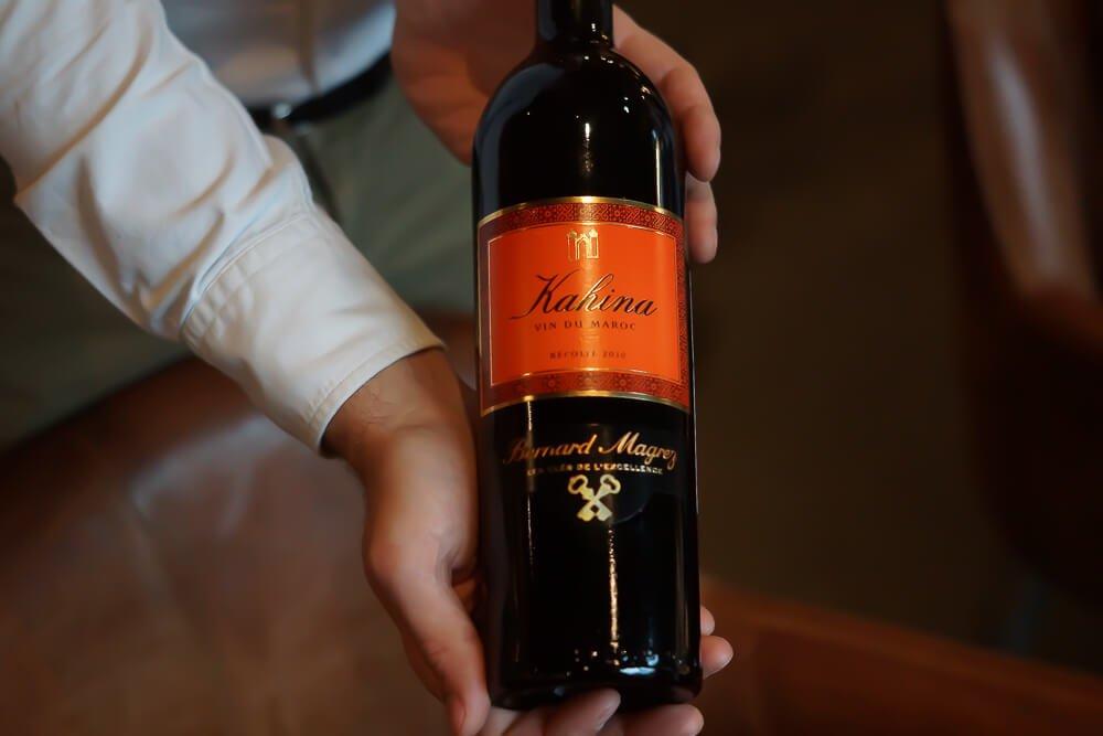 Kahina - Vin de Maroc