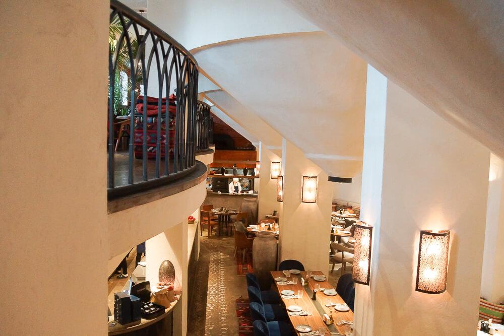 nofar restaurant moskau marokkanische k che auf hohem
