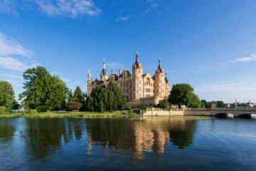 Schweriner Schloss Mecklenburg Vorpommern