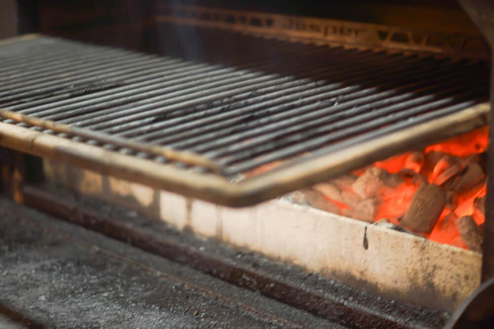 Kitchen Room Tallinn - Josper sorgt für gute Steaks