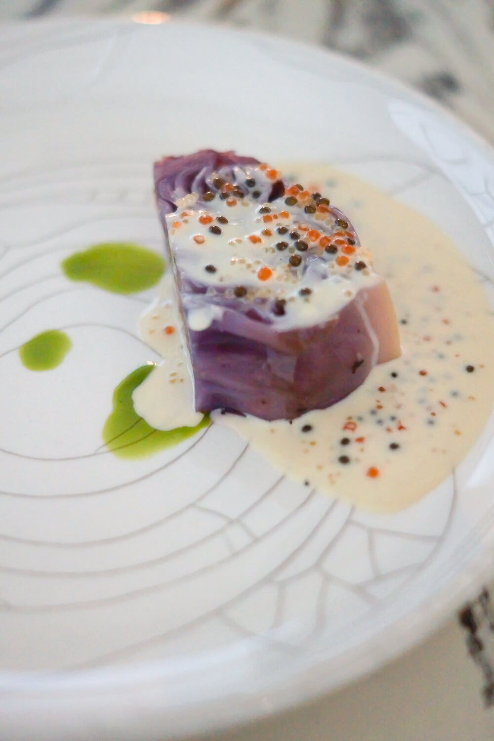 White Rabbit Moskau - Cabbage and Caviar 5