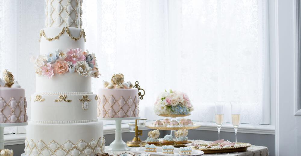 Hochzeitstorten - so lecker