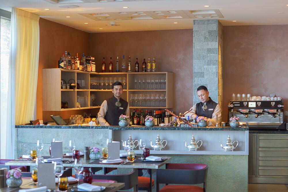 Sharq Oriental Restaurant Schweiz - Ambiente