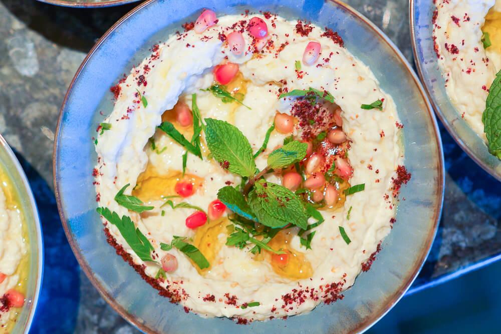 Sharq Oriental Restaurant Schweiz - Gericht 1
