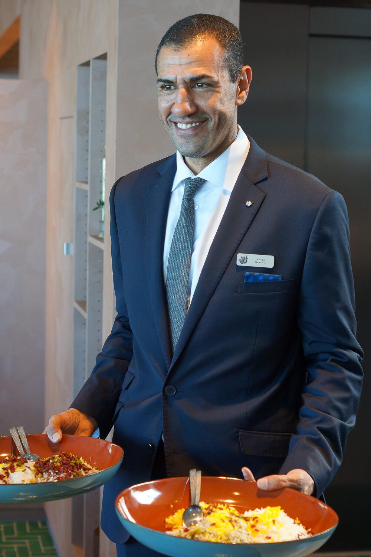 Sharq Oriental Restaurant Schweiz - Staff 3