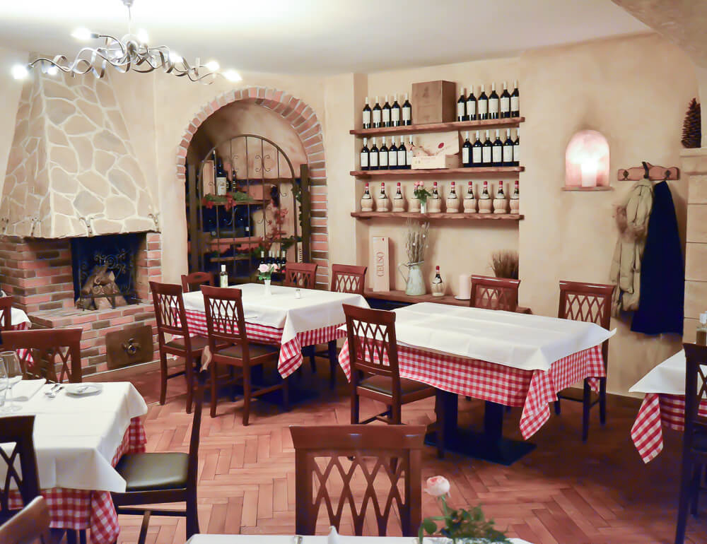 Trattoria Toscana -8