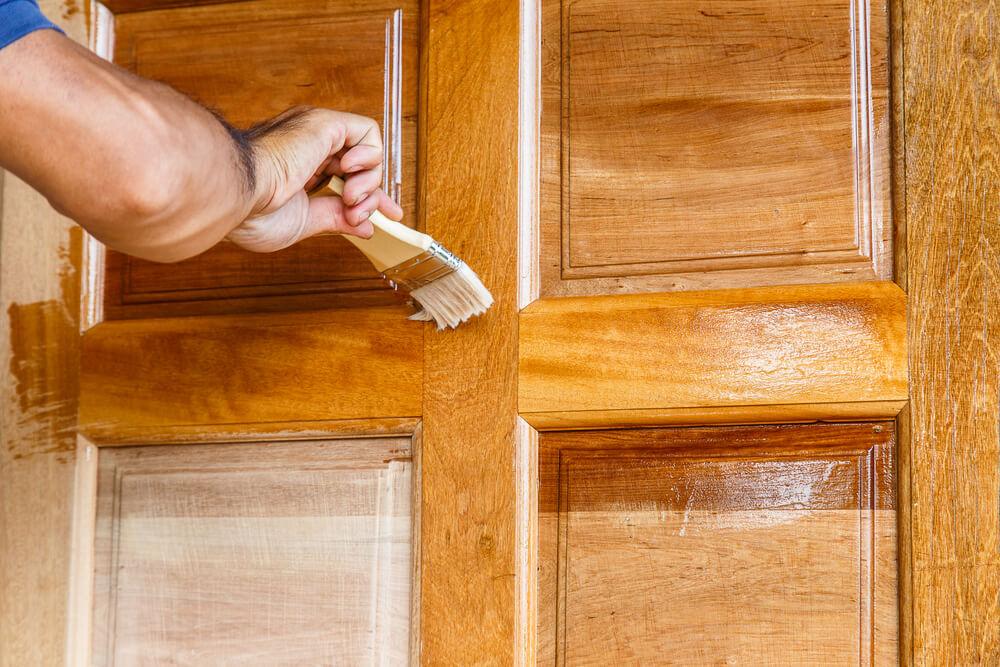 Wenn Leinöl zu alt ist - Möbelpflege