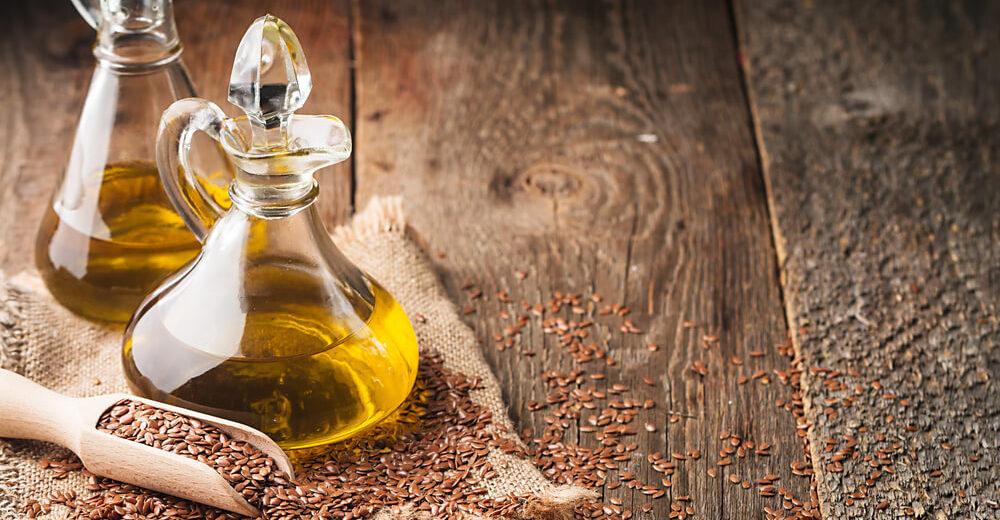 Wundermittel Leinöl