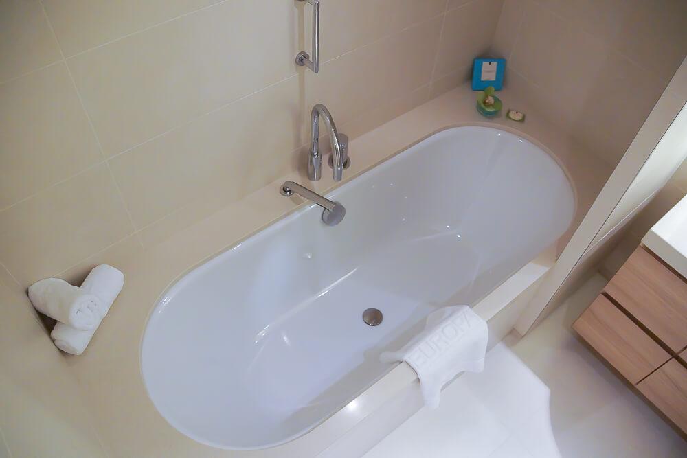 MS Europa 2 - Badewanne für maximale Erholung