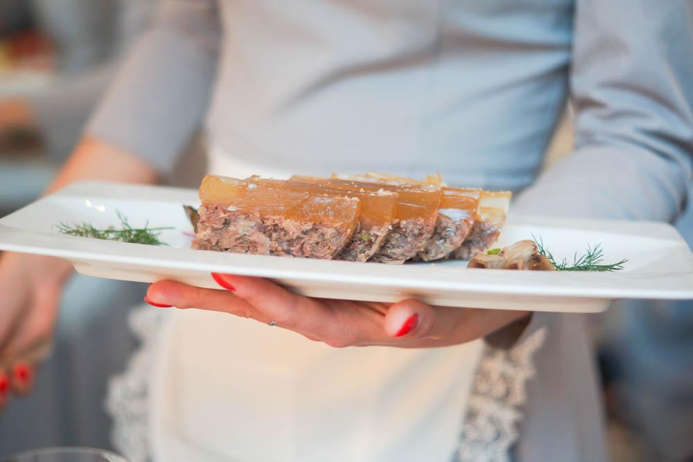 Grand-Café Dr. Zhivago - Fleisch Aspik klassisch
