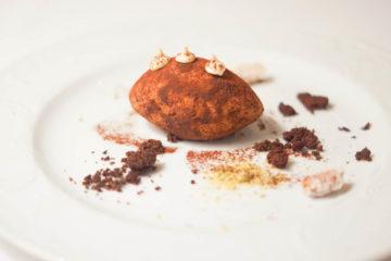 Grand-Café Dr. Zhivago - Kartoffelkuchen