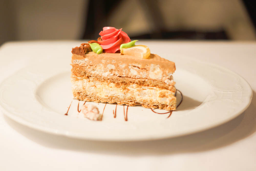 Grand-Café Dr. Zhivago - Prager Kuchen