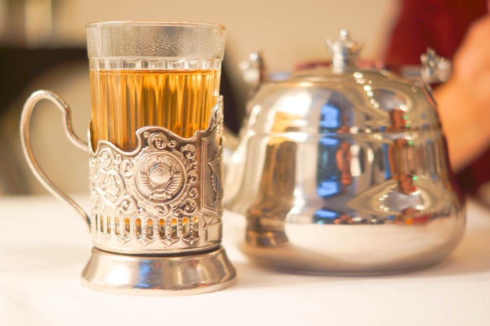 Grand-Café Dr. Zhivago - Russischer Tee