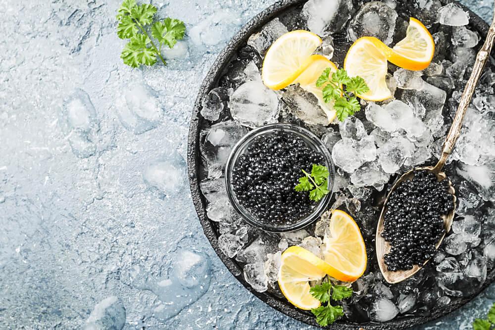 Kaviar - feine Delikatesse
