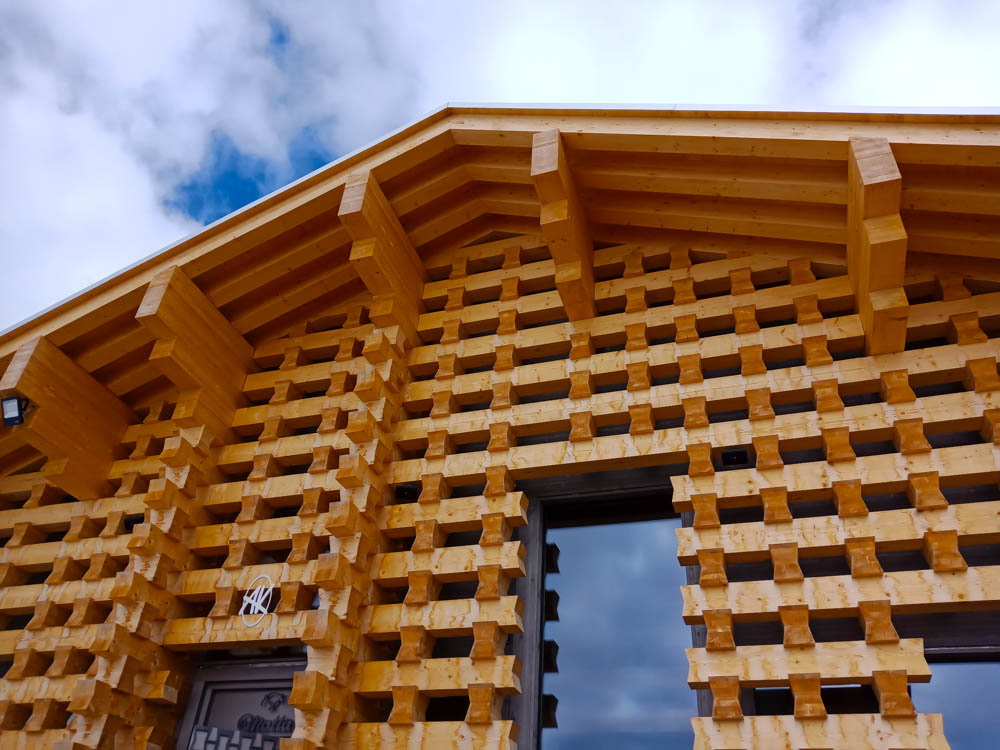 Motta Hütte in Lenzerheide