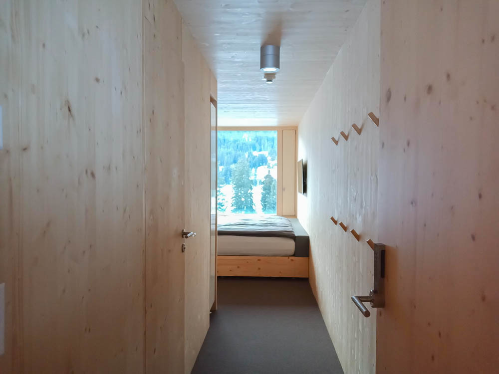 Revier Mountain Lodge Lenzerheide - Zimmer 1