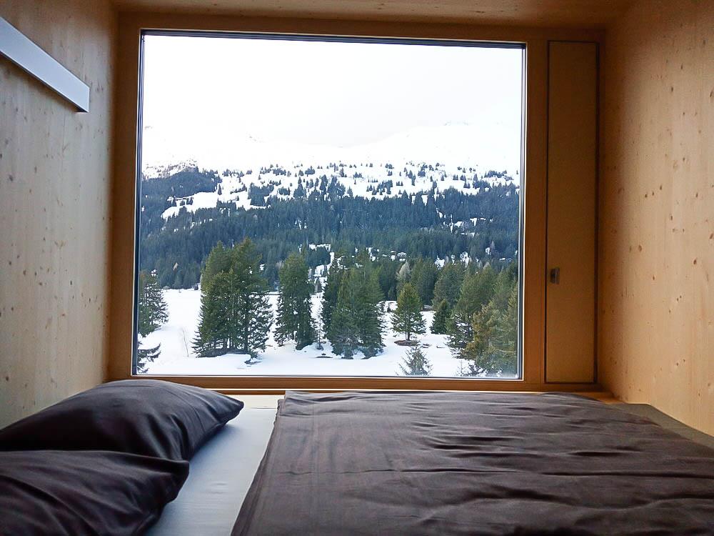 Revier Mountain Lodge Lenzerheide - Zimmer 2