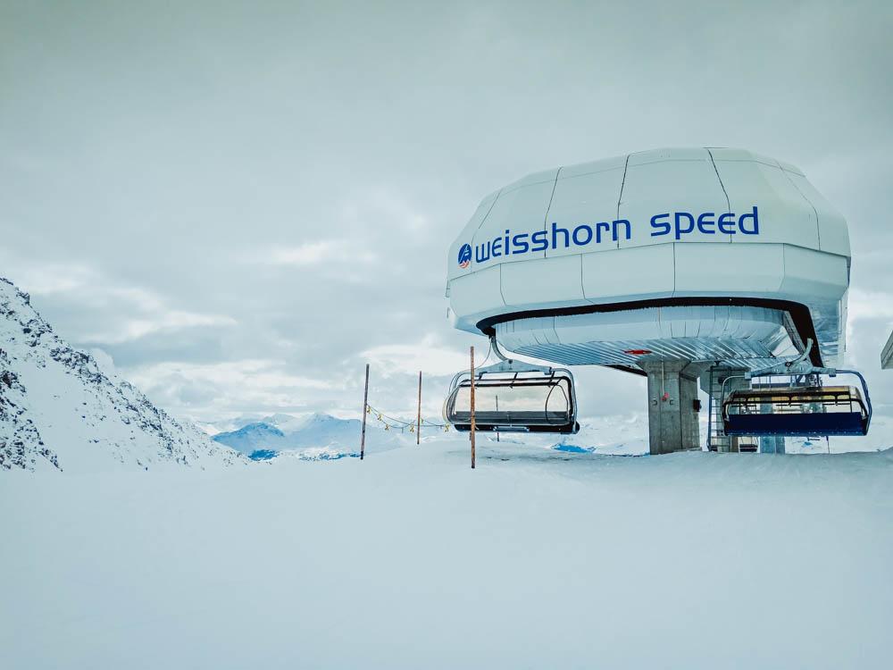 Skigebiet Lenzerheide 1