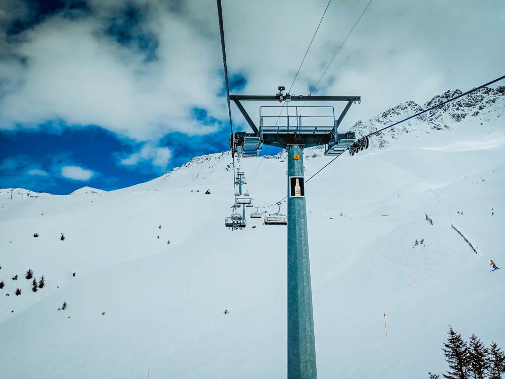 Skigebiet Lenzerheide 2