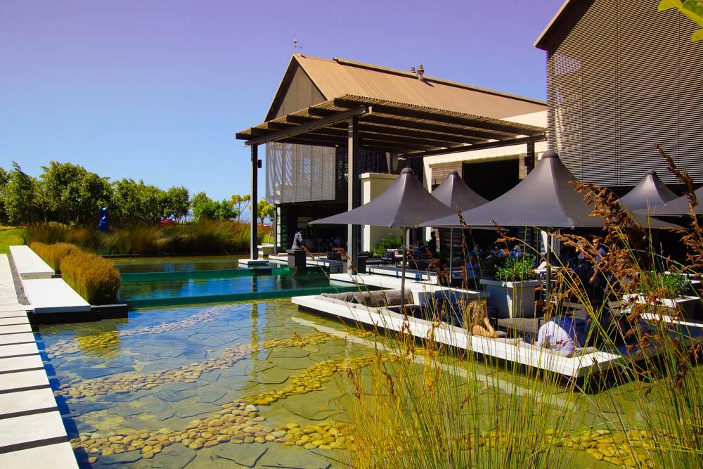 Steenberg Wine Estate Constantia Valley - großartiger Außenbereich