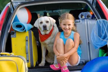 Urlaub mit Tieren