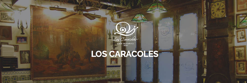 Los Caracoles Restaurant in Barcelona