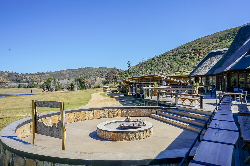 Botlierskop Game Reserve & Villas - Shop und Restaurant